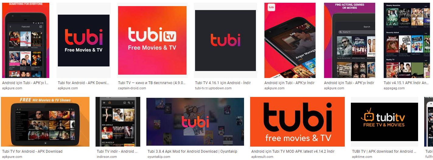 Tubi TV APK